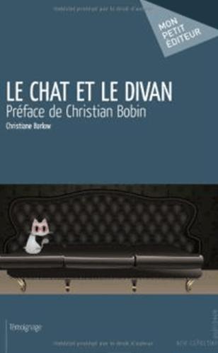 Christiane Barlow-Le-chat-et-le-divan
